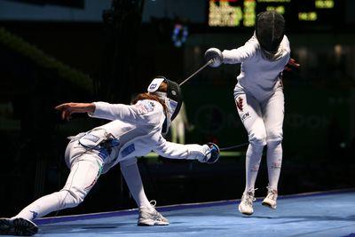 Campionati del Mondo Assoluti-SanPietroburgo Fencing 2007 28.09.