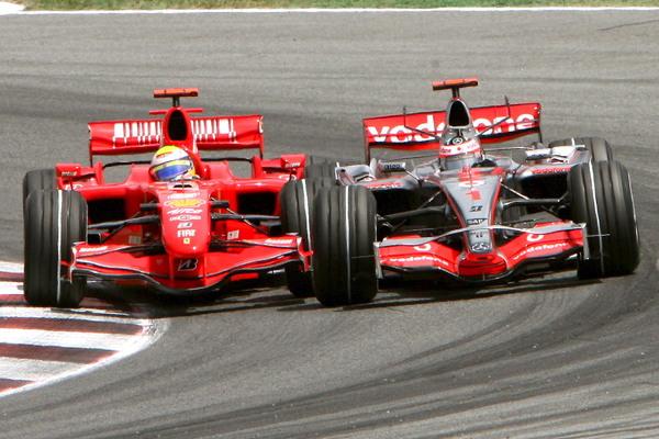 Formula 1 Spain – Start